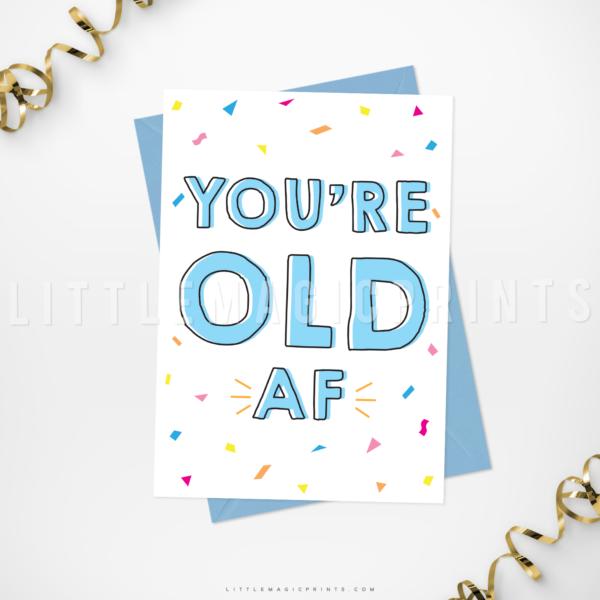 oldaf