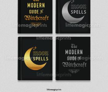 spellbookssilvergold